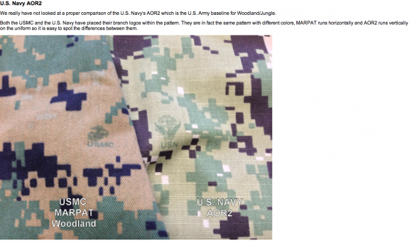 U.S. Army Phase IV Baseline Patterns, will the Army have to settle with these