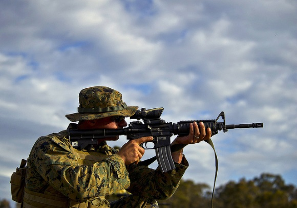 Flickr by The U.S. Marines